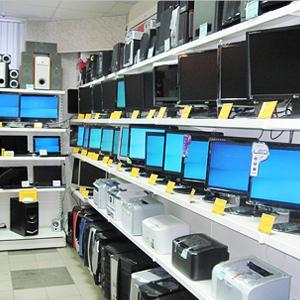Компьютерные магазины Новой Ляли