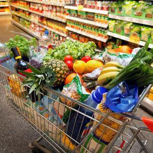 Магазины продуктов Новой Ляли