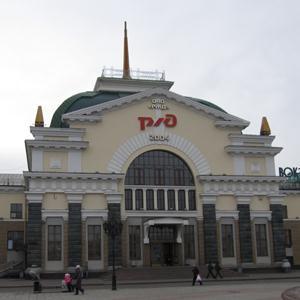 Железнодорожные вокзалы Новой Ляли